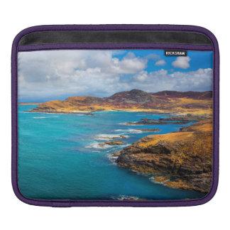 West coast of Scotland iPad Sleeve