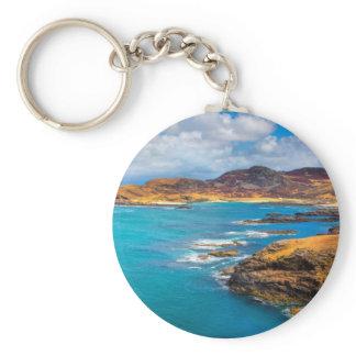 West coast of Scotland Key Ring