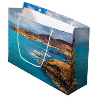 West coast of Scotland Large Gift Bag