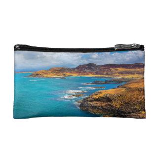 West coast of Scotland Makeup Bag