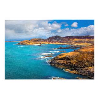 West coast of Scotland Photo Print
