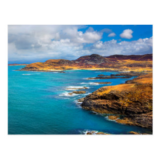 West coast of Scotland Postcard