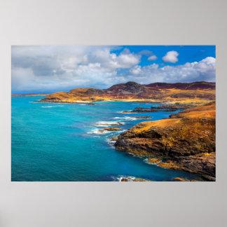 West coast of Scotland Poster
