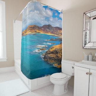 West coast of Scotland Shower Curtain