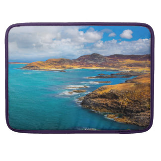 West coast of Scotland Sleeve For MacBooks