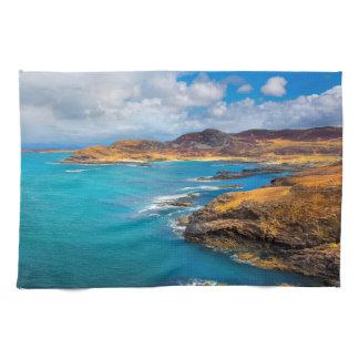 West coast of Scotland Tea Towel