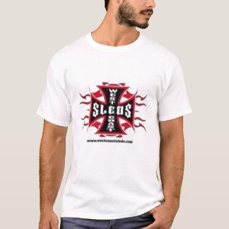 West Coast SSleds  Men's T T-Shirt