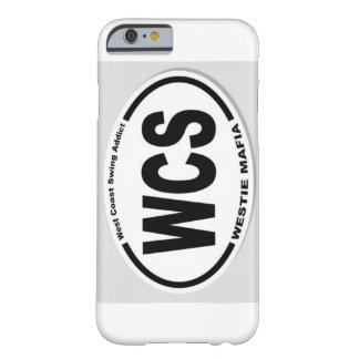 West Coast Swing Addict iPhone Case