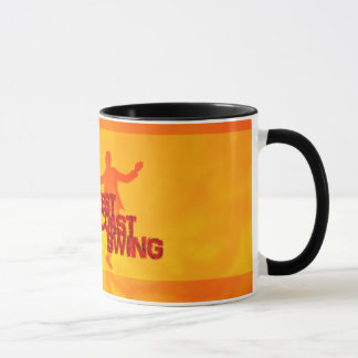 West Coast Swing Mug