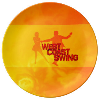 West Coast Swing Plate