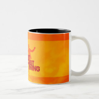 West Coast Swing Two-Tone Coffee Mug
