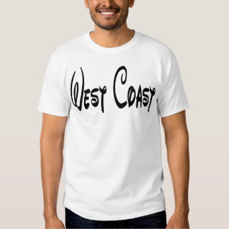West Coast  T Shirt