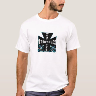 West Coast Tricycles T-Shirt