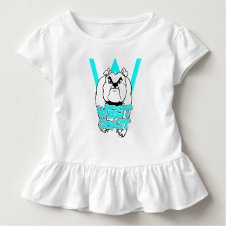 West Coast Two Toddler T-Shirt