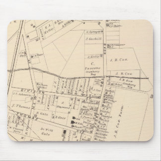 West Creek, New Jersey Mouse Mat