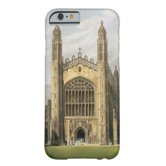 West End of King's College Chapel, Cambridge, from Barely There iPhone 6 Case