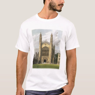 West End of King's College Chapel, Cambridge, from T-Shirt
