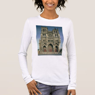 West Facade, c.1220-70 (photo) (for details see 94 Long Sleeve T-Shirt