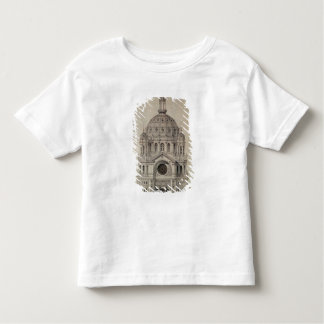 West facade of the Church of St. Augustin Toddler T-Shirt