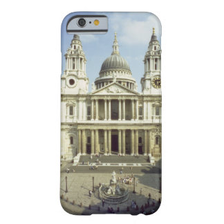 West front of St. Paul's Cathedral, designed by Si Barely There iPhone 6 Case