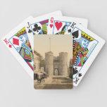 West Gate, Canterbury, Kent, England Bicycle Card Decks