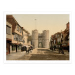 West Gate, Canterbury, Kent, England Postcard