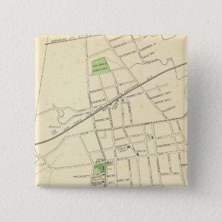 West Haven 15 Cm Square Badge