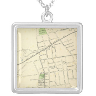 West Haven Silver Plated Necklace