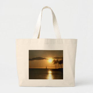 West Hawaii Sunset Tote Bag