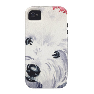 West Highland Terrier Case For The iPhone 4