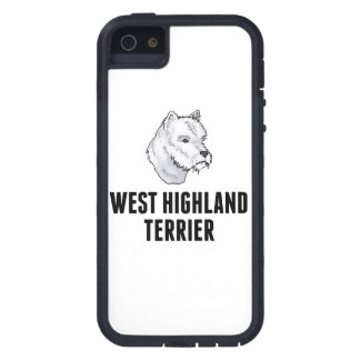 West Highland Terrier iPhone 5 Cover