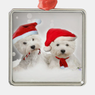 West Highland Terrier Christmas Christmas Ornament