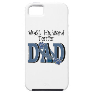 West Highland Terrier DAD iPhone 5 Covers