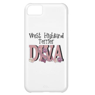 West Highland Terrier DIVA iPhone 5C Cover