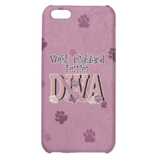 West Highland Terrier DIVA iPhone 5C Covers