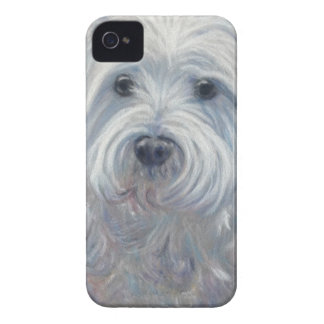 West highland terrier dog Case-Mate iPhone 4 case