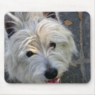 West Highland Terrier Dog Mouse Mat