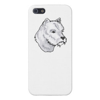 West Highland Terrier iPhone 5/5S Cover