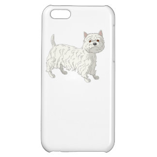 West Highland Terrier iPhone 5C Covers