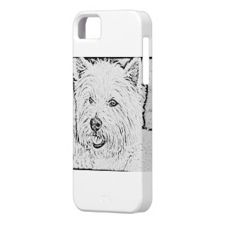 West Highland Terrier iPhone case iPhone 5 Cover