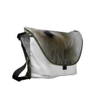 West Highland Terrier Messenger Bag