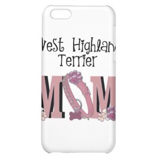 West Highland Terrier MOM Cover For iPhone 5C