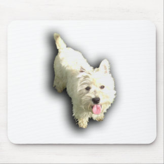 West Highland Terrier Mouse Mat