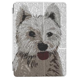 West Highland Terrier Plain iPad Air Cover