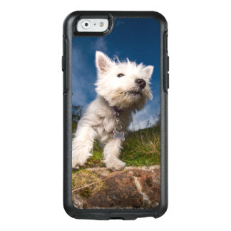 West Highland Terrier Puppy OtterBox iPhone 6/6s Case