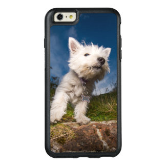 West Highland Terrier Puppy OtterBox iPhone 6/6s Plus Case
