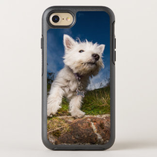 West Highland Terrier Puppy OtterBox Symmetry iPhone 7 Case