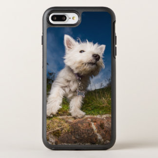 West Highland Terrier Puppy OtterBox Symmetry iPhone 8 Plus/7 Plus Case