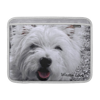 West Highland Terrier Sleeve For MacBook Air