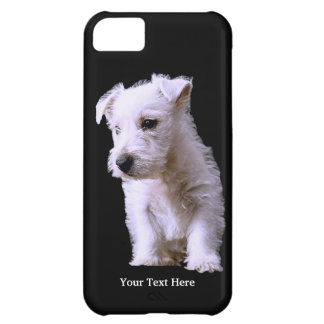 West Highland Terrier Very Cute Design iPhone 5C Covers